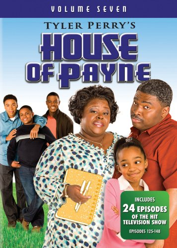tyler perry house of payne season 7. TYLER PERRY HOUSE OF PAYNE