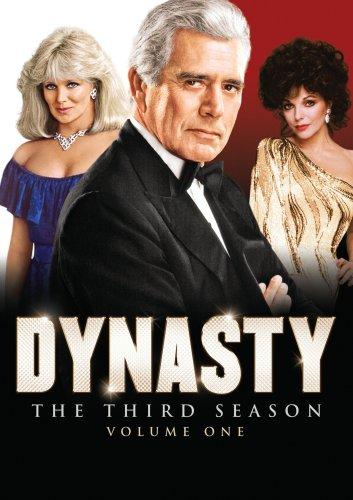 DYNASTY SEASON 3 VOLUME 1 New Sealed 3 DVD Set