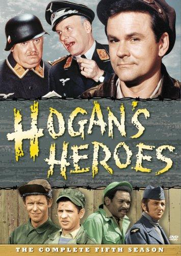 HOGAN'S HEROES COMPLETE SEASON 5 New Sealed 4 DVD Set