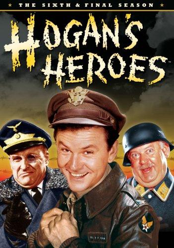 HOGAN'S HEROES COMPLETE SEASON 6 New Sealed 4 DVD Set