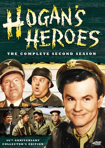 HOGAN'S HEROES COMPLETE SEASON 2 New Sealed 5 DVD Set