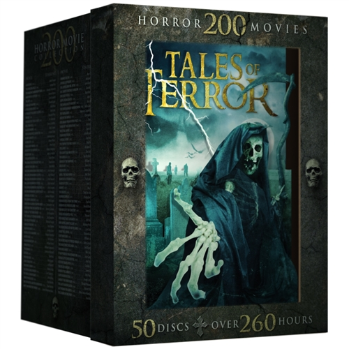 100 tales of horror: