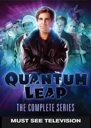 QUANTUM LEAP THE COMPLETE SERIES New Sealed DVD Seasons 1 -