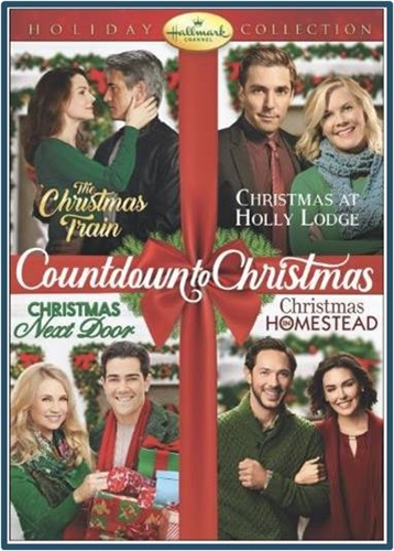 Hallmark The Christmas Train.Details About Hallmark Channel Holiday Collection 4 Movie Countdown To Christmas New Dvd