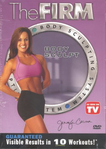 The Firm Body Sculpting System Body Sculpt New DVD on PopScreen