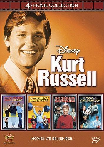 Kurt Russell 4 Movie C...