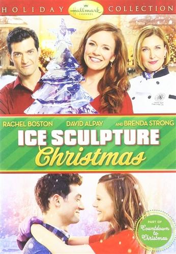 Ice Sculpture Christmas DVD Hallmark Channel Film Rachel Boston Callie Romance R 883476148267   eBay