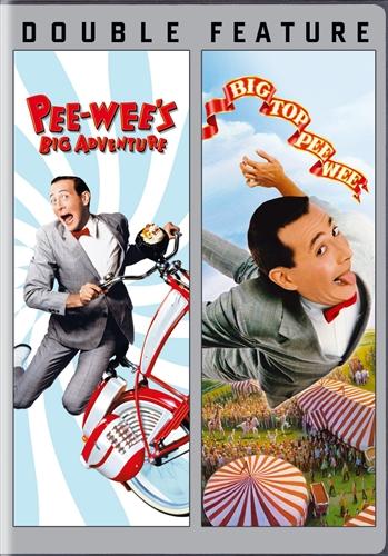 Pee wee Herman DVD