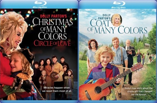 Dolly Partons Christmas Of Many Colors Circle Of Love.Details About Dolly Parton S Coat Of Many Colors Christmas Of Many Colors New Blu Ray Mod
